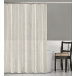 MAYTEX Mills Linen Stripe, Shower Curtain