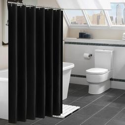 Modern Black <font><b>Shower</b></font> <font><b>Curtains</b