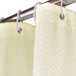 Eforcurtain Modern Fashion Waffle Weave Polyester Bath Curta
