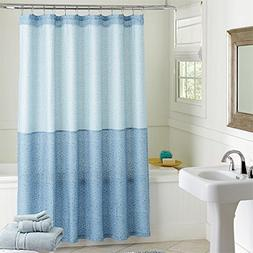 Brylanehome Mosaic Shower Curtain