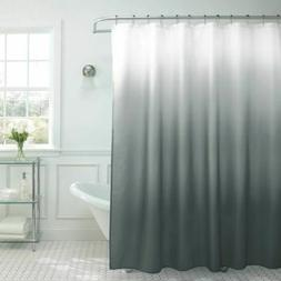 Creative Home Ideas Natural Home Ombre Textured Shower Curta