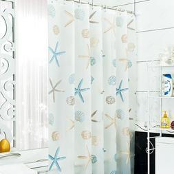 New Bathroom Waterproof Mildew Proof <font><b>Shower</b></fo