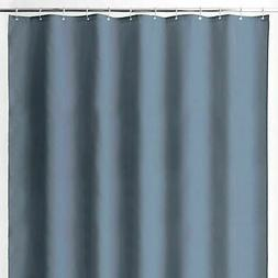 New Wamsutta Luxury Fabric Shower Curtain Liner Suction Cups