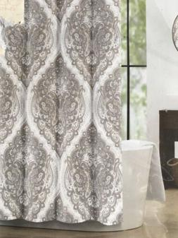 "New Tahari Home Shower Curtain 72""x72"" Salma New In Pack"