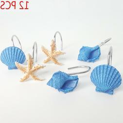 Ocean Series Conch Bathroom Decorative Resin Seashell Clip S