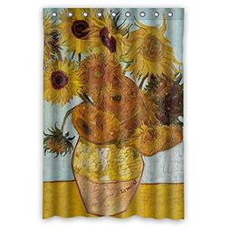 Eyeselect Art Painting Vincent Willem Van Gogh Sunflower Bat