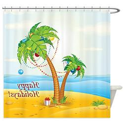 deadpool waterproof fabric shower curtain cartoon bathroom