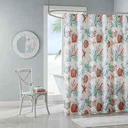 Pebble Beach Cotton Printed Shower