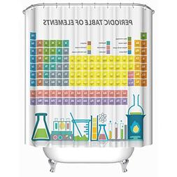 Periodic Table of Elements Shower Curtain Set Updated in 201