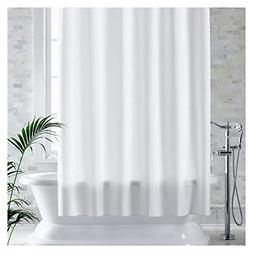 LanMeng Peva Shower Curtain Liner, Frosted Thicken Water-Rep