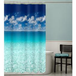 MAYTEX Photoreal Escape Waterproof PEVA Shower Curtain