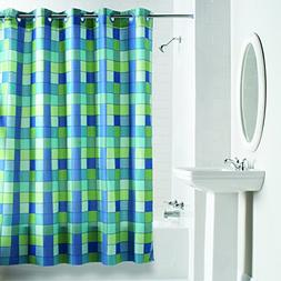 Hookless® Plain Weave Shower Curtain