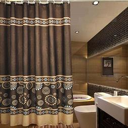 "Ufaitheart 54"" x 72"" Shower Stall Shower Curtain Fabric Show"
