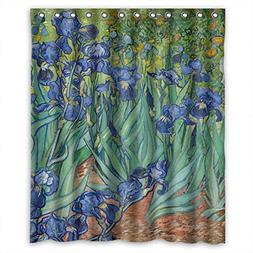 Artsplaza Polyester Art Painting Vincent Willem Van Gogh Iri