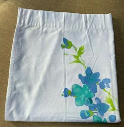 Tahari Home Printemps Watercolor Shower Curtain