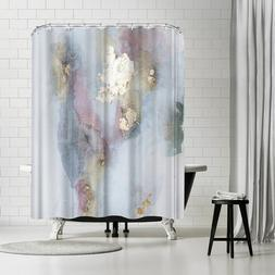 """Americanflat Rose2 Shower Curtain by Christine Olmstead, 74"""""""
