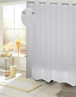 Ben&Jonah Royal Bath Easy On  PEVA Non-Toxic Shower Curtain