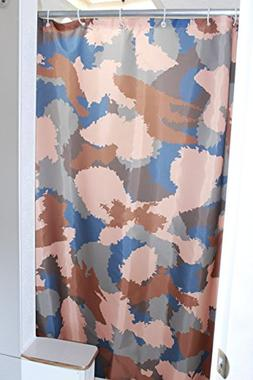 Solid Elements RV Shower Camo Curtain Accessories Gear for C
