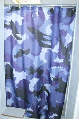 RV Shower Curtain Accessories Gear For Camper Trailer Campin