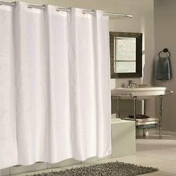 Carnation Home Fashions EZ On No Hooks Needed! 54 by 78-Inch