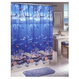 70x72 Sea SHWR Curtain