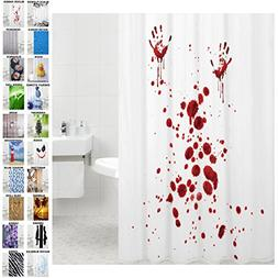 Sanilo Shower Curtain, Wide Choice, Mildew Resistant, 100% W