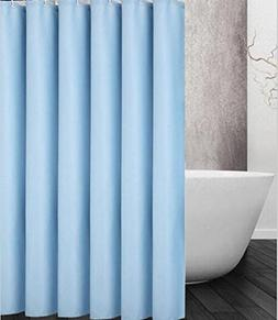 BESTLINENSTOYOU Shower Curtain, Waterproof Mold and Mildew-R