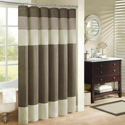 "Madison Park Shower Curtain Amherst - 108"" x 72"""