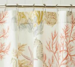 Pottery Barn Shower Curtain - Atlantic Pattern
