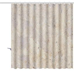 MuaToo Shower Curtain beautiful beige marble background with