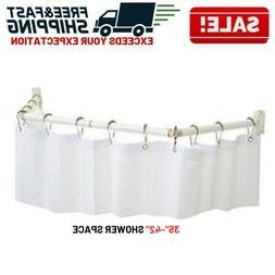 Shower Curtain Extender RV Bathroom Camper Rod Accessories H
