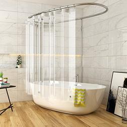 Heidelpeggy Shower Curtain liner, Shower Curtain, Mildew Res