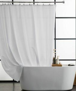 Shower Curtain Waterproof Polyester Fabric Home Bathroom Sol