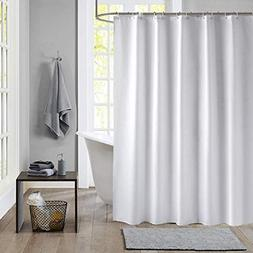 Meiosuns Shower Curtain White Peva Waterproof and Mildew Res