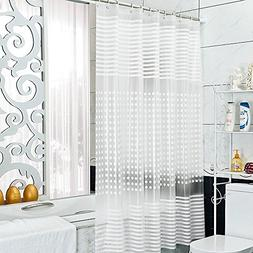 """Riverbyland Shower Curtains Frosted 72"""" x 80"""""""
