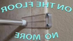 shower rod holder bath curtain rods holders