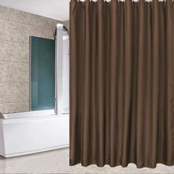 Eforcurtain Small Size 36 x 72-Inch Shower Curtains with Met