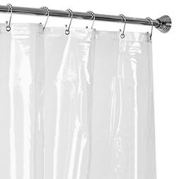 Anti Mildew Shower Curtain Rustproof Metal Grommets Waterpro