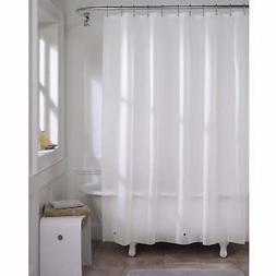 Maytex Super Softy PEVA Shower Curtain or Liner, 70 inches x