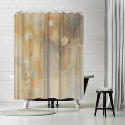 Americanflat on Three Shower Curtain by Christine Olmstead,
