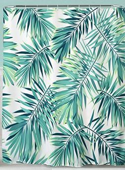 Get Orange Tropical Plants Cartoon Palm Trees Banana Leaves