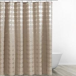 Uforme Traditional Round Shape Shower Curtain Midlew Free an