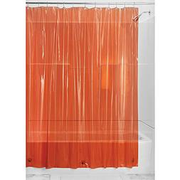 "InterDesign Vinyl 4.8 Gauge Shower Curtain Liner - Long 72"""