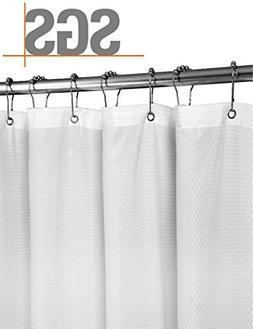 home queen SGS Certified Mildew Resistant Shower Curtain Lin