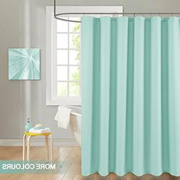 "Lazzzy Waffle Weave Textured Shower Curtains 1 Panel, 72"" Ba"
