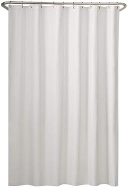 Maytex Water Repellent Fabric Shower Curtain or Liner Machin
