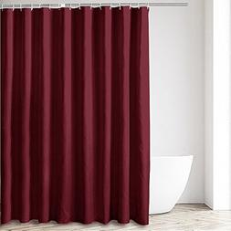 Eforgift Water Repellent Shower Curtain Fabric Mildew Resist