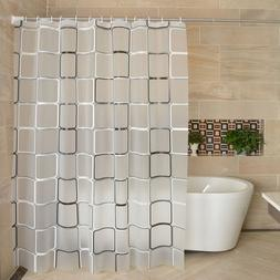 Waterproof PEVA <font><b>Shower</b></font> <font><b>Curtain<
