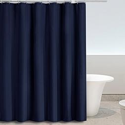 Eforgift Waterproof Polyester Shower Curtain Mildew-Free Sta