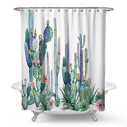 sun blinkers Waterproof Shower Curtain Bathroom Bathclub Dec
